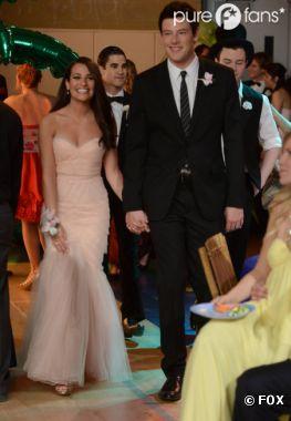 Rachel et Finn seront-ils le roi et la reine de la promo ?