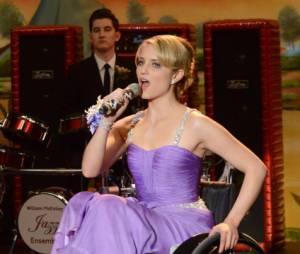 Quinn, toujours en chaise roulante, chantera