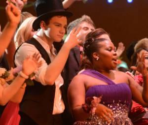 C'est la fête dans Glee
