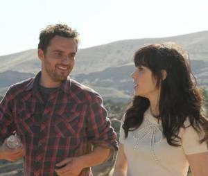 Nick et Jess très complices