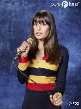 Lea Michele reste dans Glee pour la saison 4 !