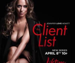 Jennifer Love Hewitt et sa poitrine généreuse dans The Client List