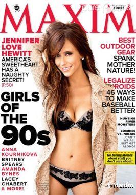 Jennifer Love Hewitt une actrice ultra sexy