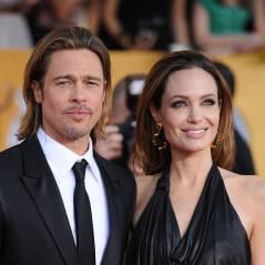 """Angelina Jolie à Brad Pitt : """"hélice la saucisse !"""" et direction Cannes ?"""