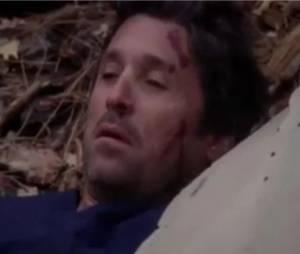 Derek vivant mais mal en point