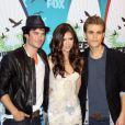 Vampire Diaries en tête des nominations aux Teen Choice Awards !