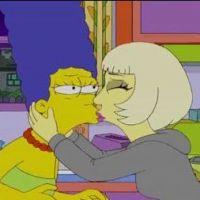 Lady Gaga dans Les Simpson : un bisou avec Marge et beaucoup de stress ! (VIDEO)