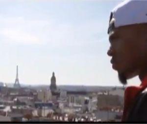 B.o.B s'offre une vue imprenable sur la capitale !
