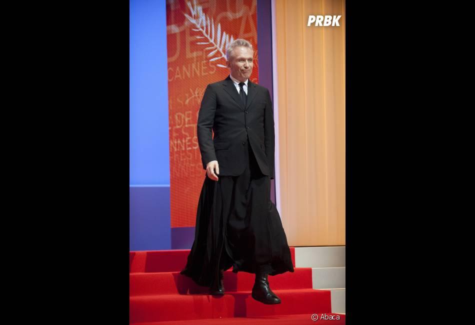 Jean Paul Gaultier ose la jupe