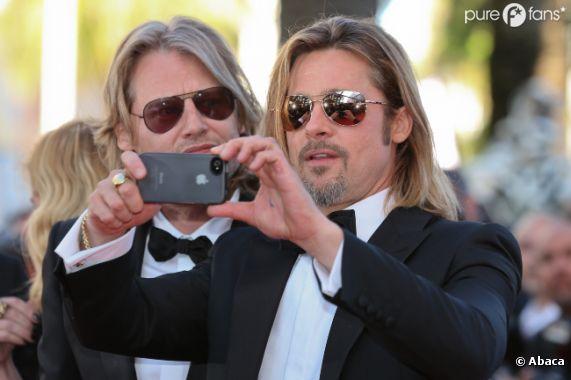 Brad Pitt fait la pub pour Apple ou presque !