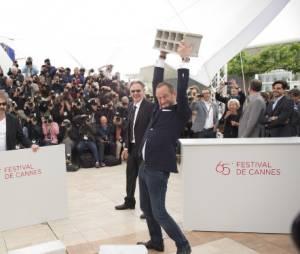 Benoit Poelvoorde démonte le Festival !