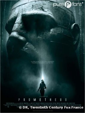 Prometheus est en salle depuis le 30 mai 2012.