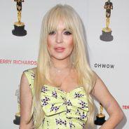 Lindsay Lohan : la bad girl métamorphosée pour jouer Elizabeth Taylor (PHOTO)