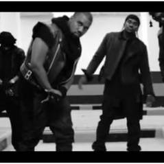 Kanye West : Mercy, son clip souterrain (VIDEO)
