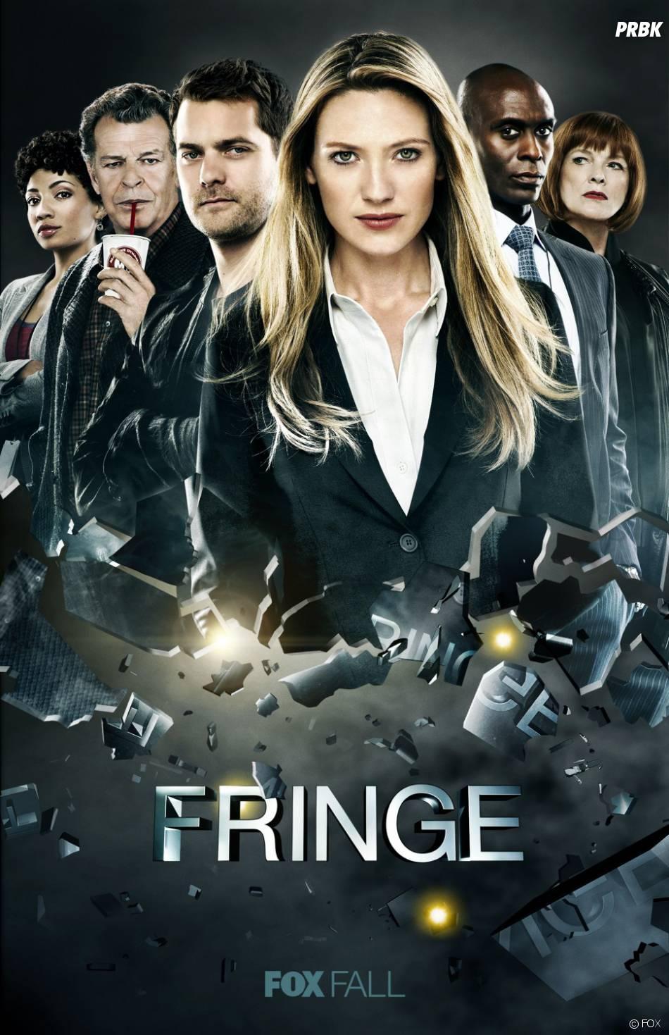 Fringe saison 5 sera diminuée à 13 épisodes
