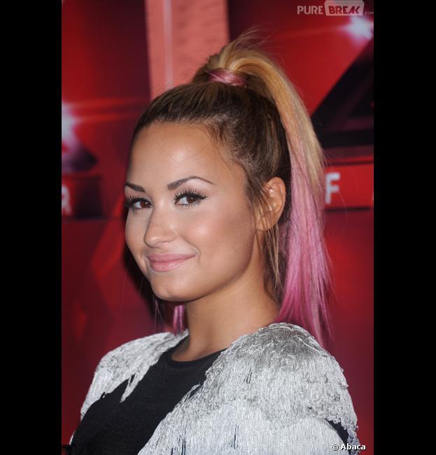 Demi Lovato voit la vie en rose !