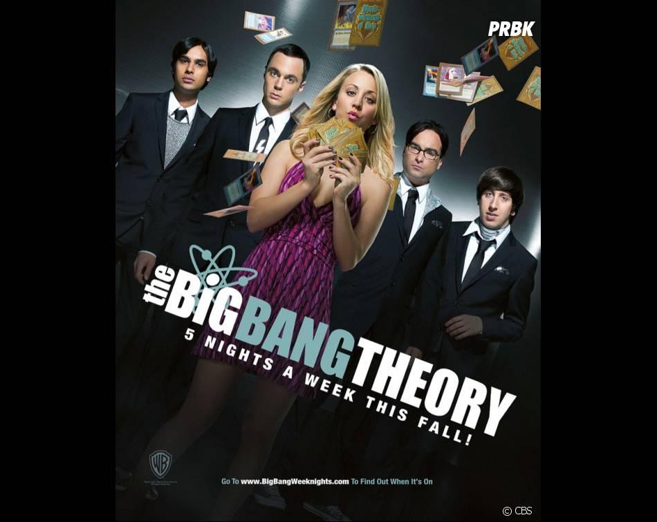 The Big Bang Theory revient à la rentrée aux USA