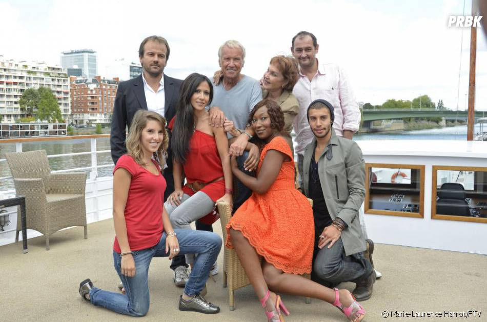 Les acteurs de plus belle la vie au top - Eve de plus belle la vie ...