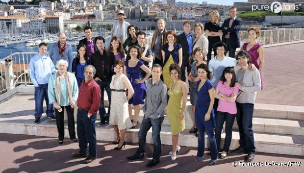 Déjà 2012 épisodes pour Plus Belle la Vie !