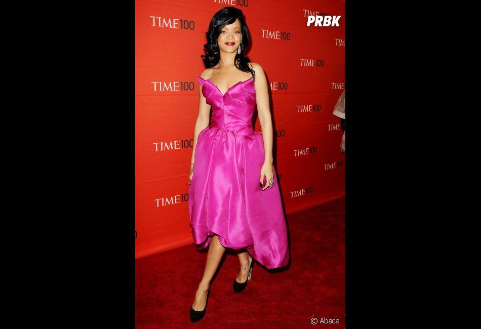 Rihanna en version acoustique sur Princess Of China