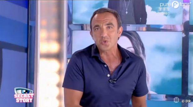 Nikos Aliagas remplace Benjamins Castaldi durant les quotidiennes de Secret Story 6 depuis quelques jours !