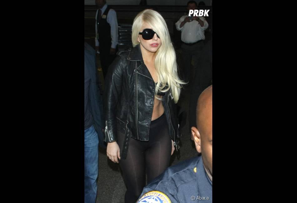 Lady Gaga s'est levé du mauvais pied