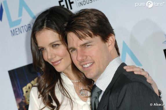Tom Cruise et Katie Holmes ont gardé leur divorce secret