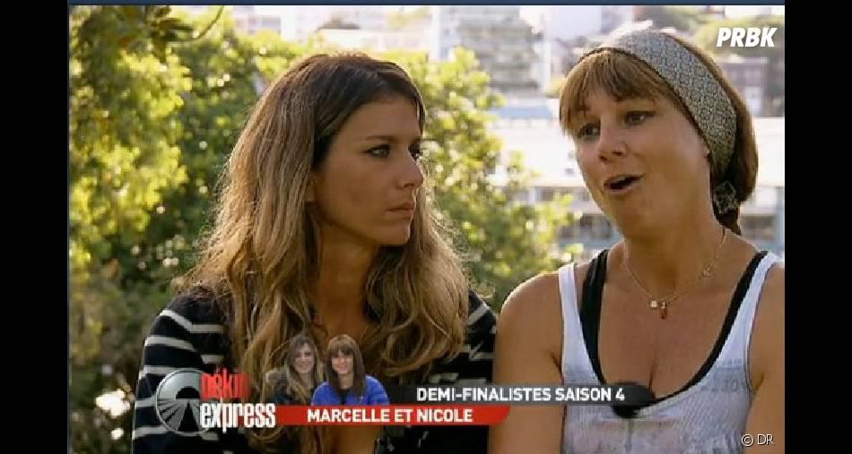Nicole est nostalgique de l'aventure