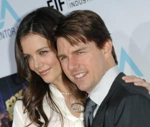 Katie Holmes a cherché du soutien avant de se séparer de Tom Cruise