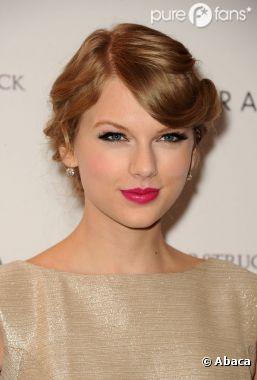 Taylor Swift est une jeune star au top !