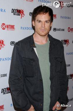 Michael C. Hall au Comic Con pour Dexter !