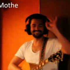 Florent Mothe : dans les coulisses de son premier album ! (VIDEO)