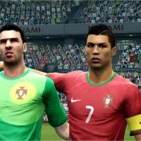 PES 2013 : enfin une vidéo de gameplay avec les buts de l'Euro 2012 !