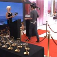Secret Story 6 : les Secrets d'or affichent les candidats, Nadeuge jubile (VIDEO)