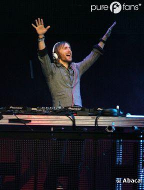 David Guetta chouchou du public aux NRJ DJ Awards ?