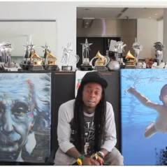 Lil Wayne en mode JCVD : sa philosophie incompréhensible ! (VIDEO)