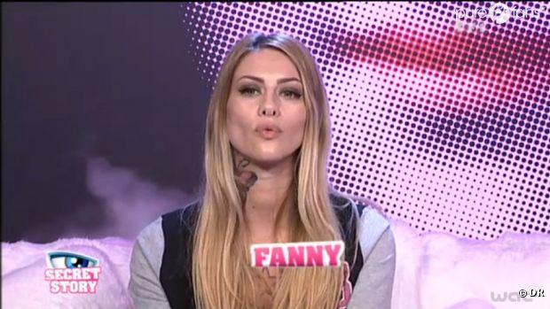 Finalement, Fanny n'est pas si transparente que ça dans la Maison des Secrets !