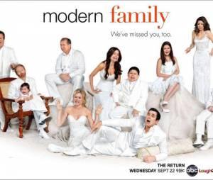 Modern Family revient à l'antenne d'ABC le 26 septembre 2012