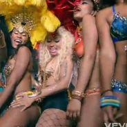 Nicki Minaj : Pound The Alarm, le clip carnaval sexy