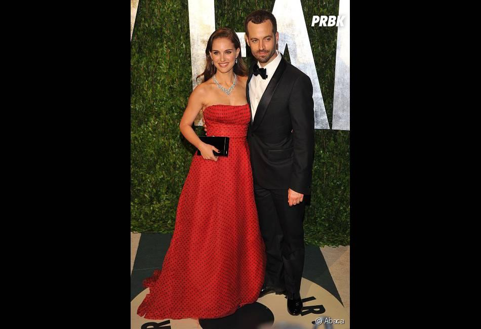 Natalie Portman a le sourire grâce à son Frenchie !