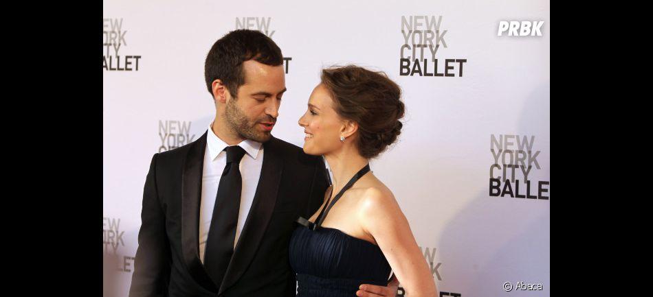Natalie Portman et Benjamin Millepied ne se quittent pas des yeux !