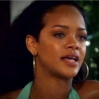 Rihanna : toujours en larmes en pensant à Chris Brown ! (VIDEO)