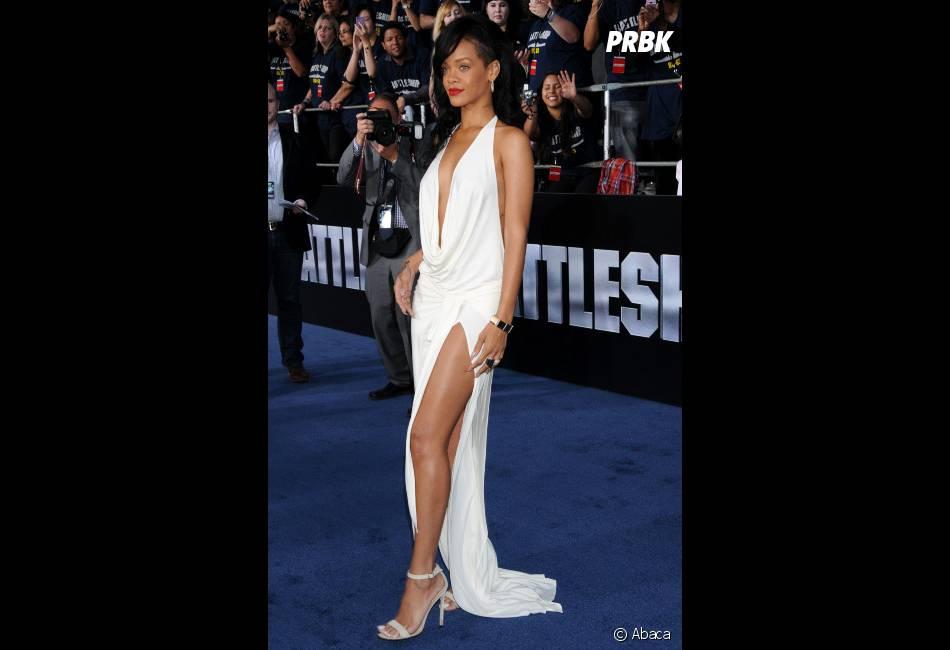 Rihanna nous montre un nouveau visage