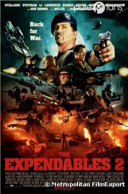 The Expendables, bientôt le troisième film !