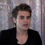 Vampire Diaries saison 4 : Paul Wesley pousse un (gros) coup de gueule ! (VIDEO)