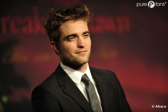 Robert Pattinson sera pro avant tout pour la promo de Twilight !