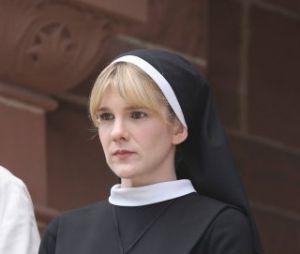 Lila Rabe dans un nouveau rôle, celui de soeur Eunice.