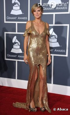 Heidi Klum avoue sortir avec son garde du corps