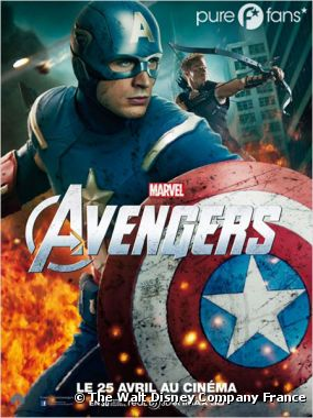 Une scène coupée de The Avangers avec Captain America devrait être présente dans Captain America 2