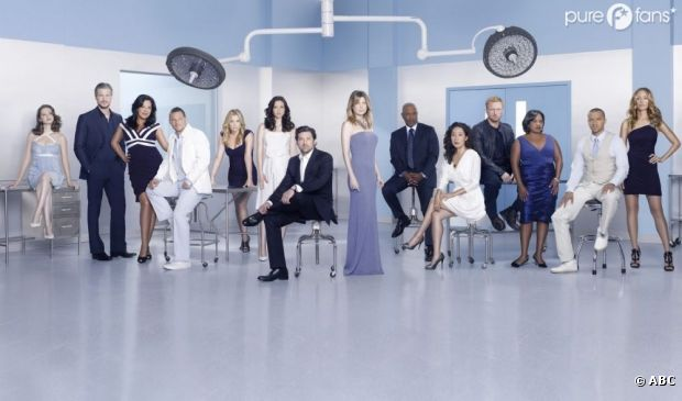 Grey's Anatomy reviendra le 27 septembre pour sa 8ème saison
